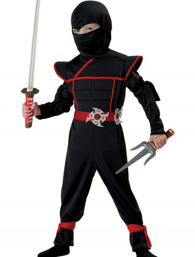 Toddler Stealth Ninja Costume, halloween costume (Toddler Stealth Ninja Costume)