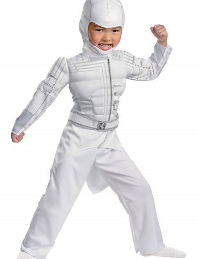 Toddler Storm Shadow Muscle Costume, halloween costume (Toddler Storm Shadow Muscle Costume)