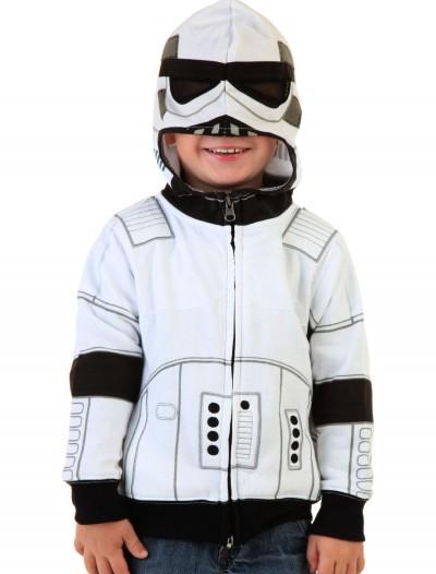 Toddler Stormtrooper Hoodie, halloween costume (Toddler Stormtrooper Hoodie)