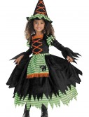 Toddler Storybook Witch Costume, halloween costume (Toddler Storybook Witch Costume)