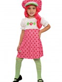Toddler Strawberry Shortcake Costume, halloween costume (Toddler Strawberry Shortcake Costume)