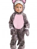 Toddler Striped Grey Kitten Costume, halloween costume (Toddler Striped Grey Kitten Costume)