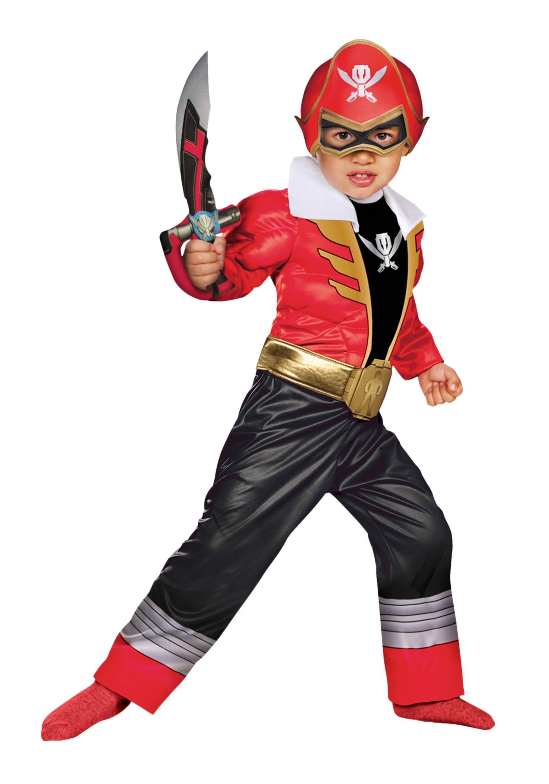 Toddler Super Megaforce Red Power Ranger Muscle Costume  sc 1 st  Halloween Costumes & Toddler Super Megaforce Red Power Ranger Muscle Costume - Halloween ...