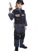 Toddler SWAT Officer Costume, halloween costume (Toddler SWAT Officer Costume)