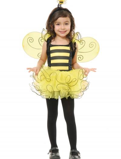 Toddler Sweet Bee Costume, halloween costume (Toddler Sweet Bee Costume)