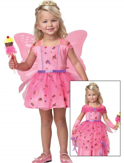 Toddler Sweet Fairy Princess Costume, halloween costume (Toddler Sweet Fairy Princess Costume)
