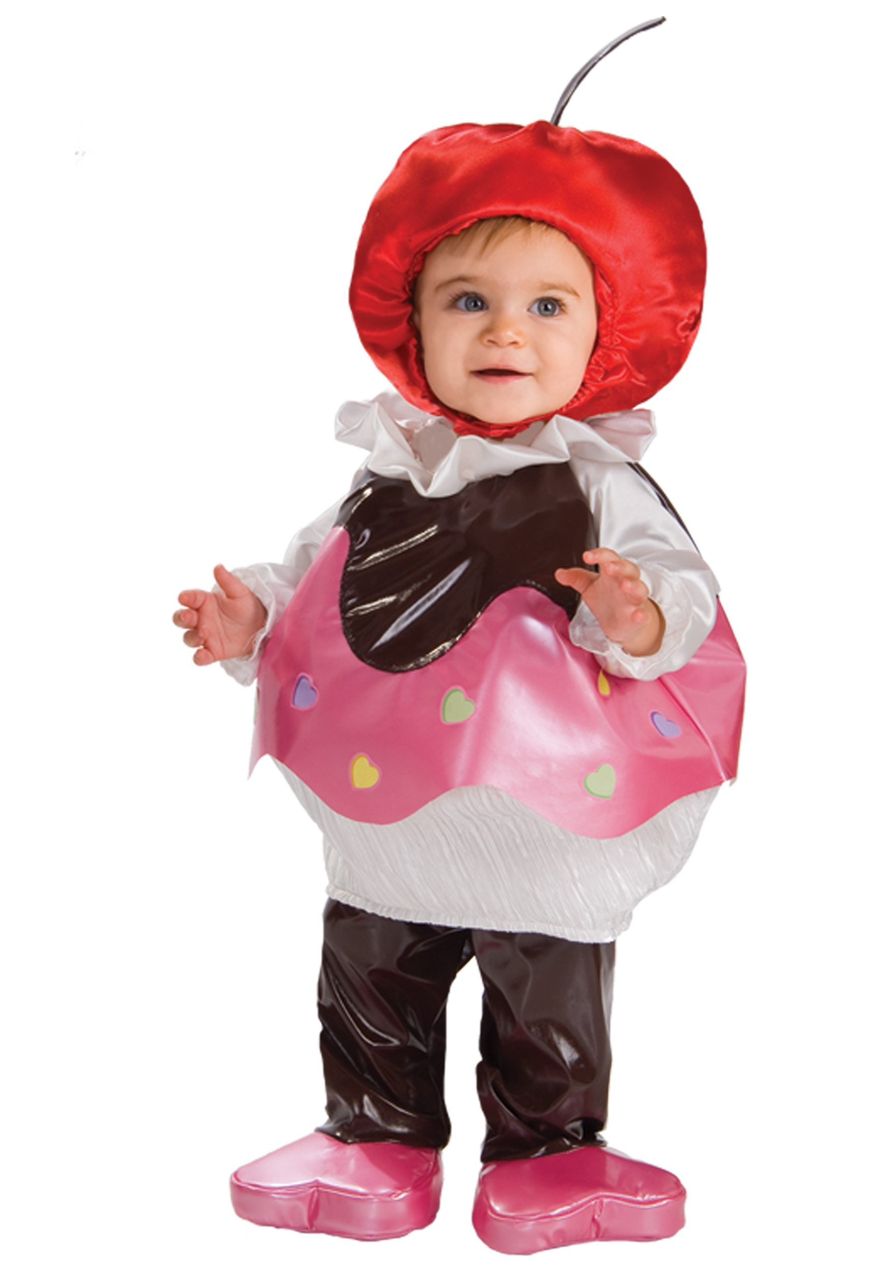 Toddler Sweetheart Cupcake Costume  sc 1 st  Halloween Costumes & Toddler Sweetheart Cupcake Costume - Halloween Costumes