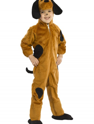 Toddler Tan Dog Costume, halloween costume (Toddler Tan Dog Costume)
