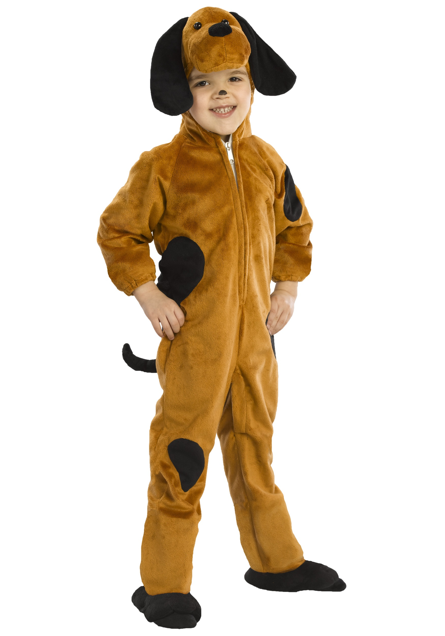 Toddler Tan Dog Costume  sc 1 st  Halloween Costumes & Toddler Tan Dog Costume - Halloween Costumes