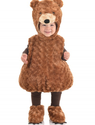 Toddler Teddy Bear Costume, halloween costume (Toddler Teddy Bear Costume)