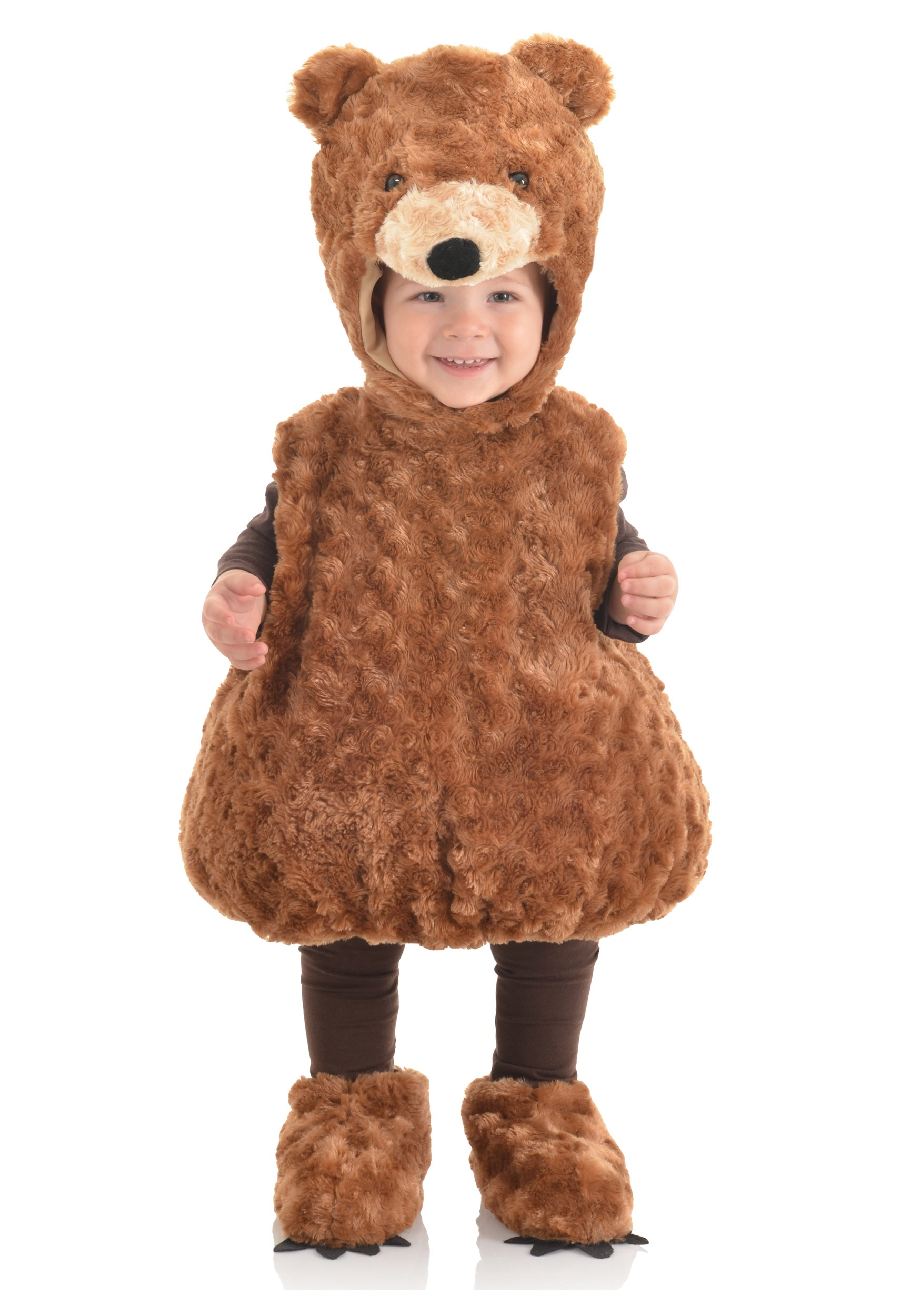 toddler teddy bear costume - halloween costumes