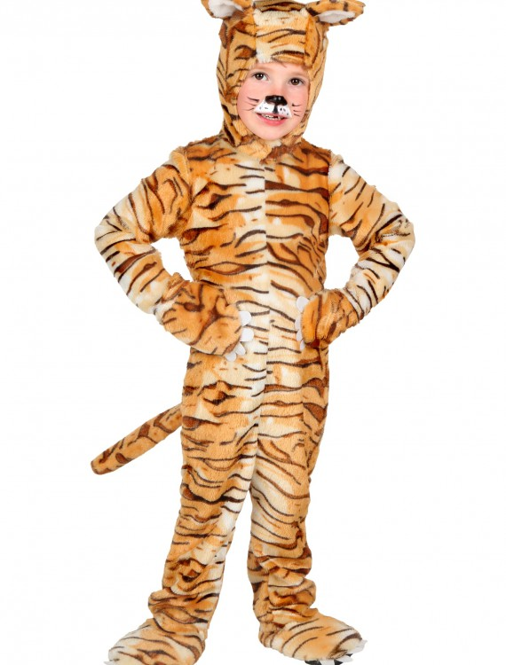 Toddler Tiger Costume, halloween costume (Toddler Tiger Costume)