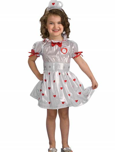 Toddler Tin Girl Costume, halloween costume (Toddler Tin Girl Costume)