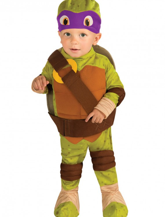 Toddler TMNT Donatello Costume, halloween costume (Toddler TMNT Donatello Costume)