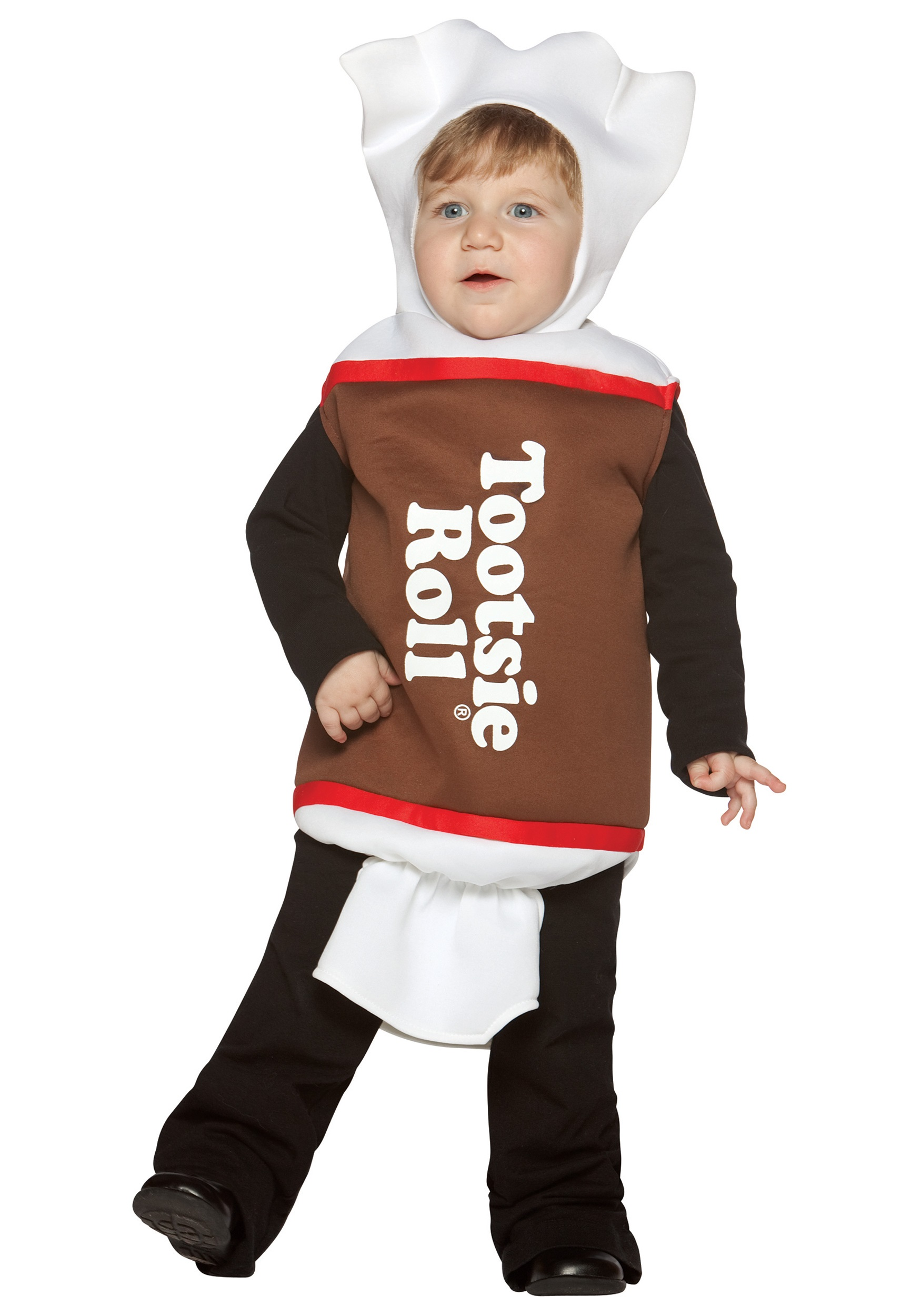Toddler Tootsie Roll Costume  sc 1 st  Halloween Costumes & Toddler Tootsie Roll Costume - Halloween Costumes