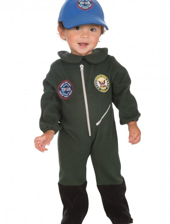 Toddler Top Gun Costume, halloween costume (Toddler Top Gun Costume)