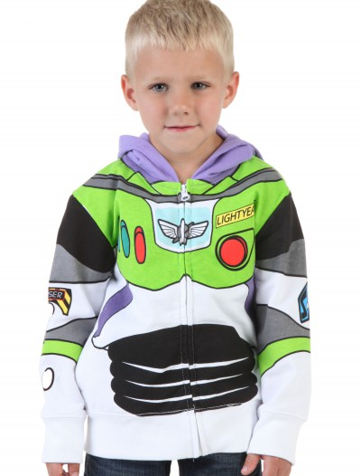 Toddler Toy Story Buzz Lightyear Costume Hoodie, halloween costume (Toddler Toy Story Buzz Lightyear Costume Hoodie)
