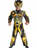 Toddler Transformers 4 Light Up Bumble Bee Costume, halloween costume (Toddler Transformers 4 Light Up Bumble Bee Costume)
