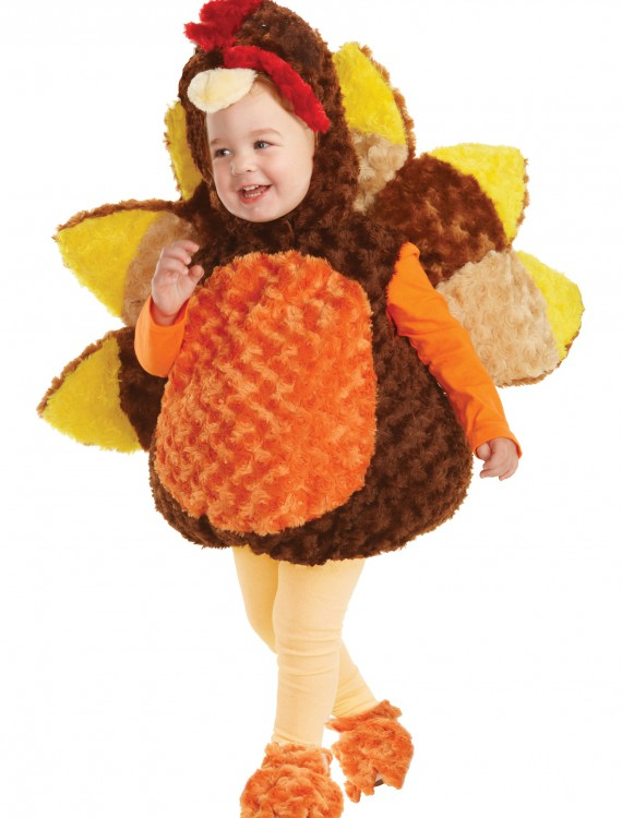 Toddler Turkey Costume, halloween costume (Toddler Turkey Costume)