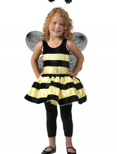 Toddler Tutu Bumble Bee Costume, halloween costume (Toddler Tutu Bumble Bee Costume)