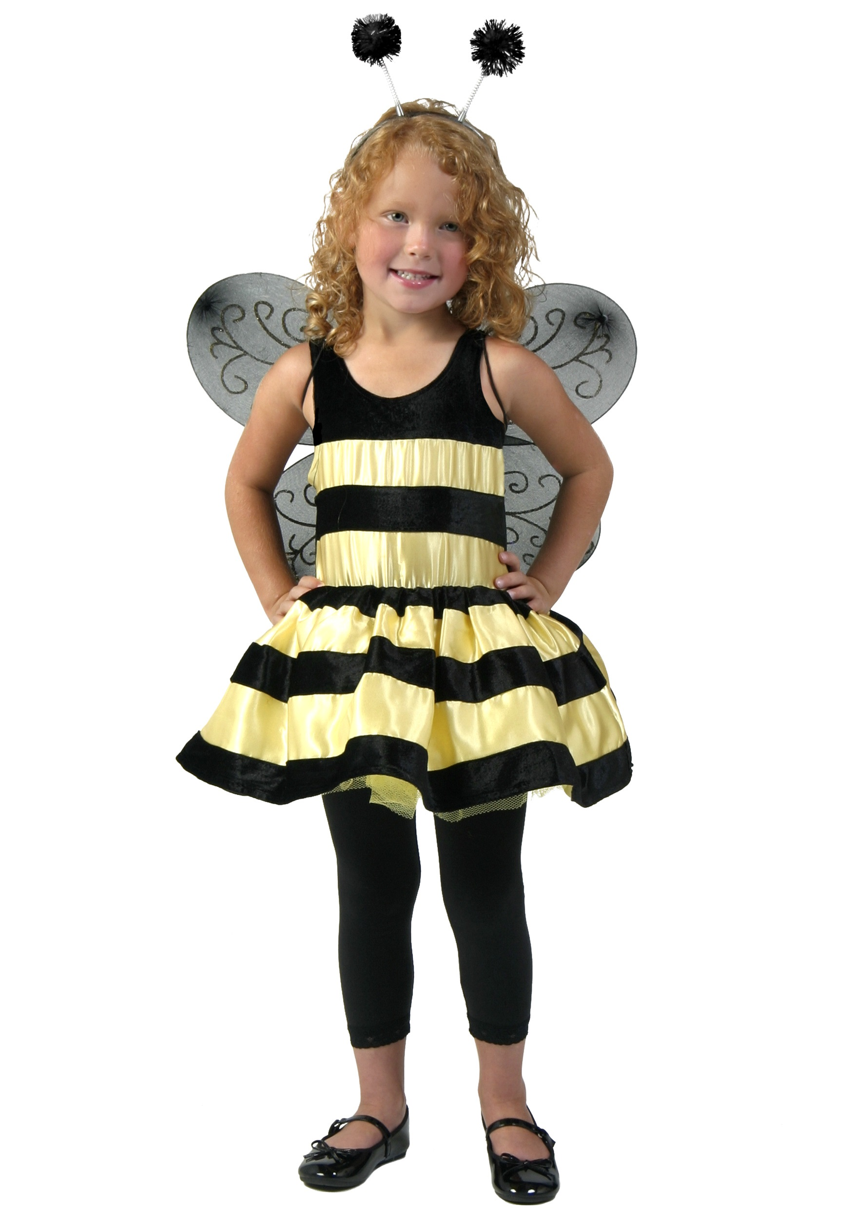 Toddler Tutu Bumble Bee Costume  sc 1 st  Halloween Costumes & Toddler Tutu Bumble Bee Costume - Halloween Costumes