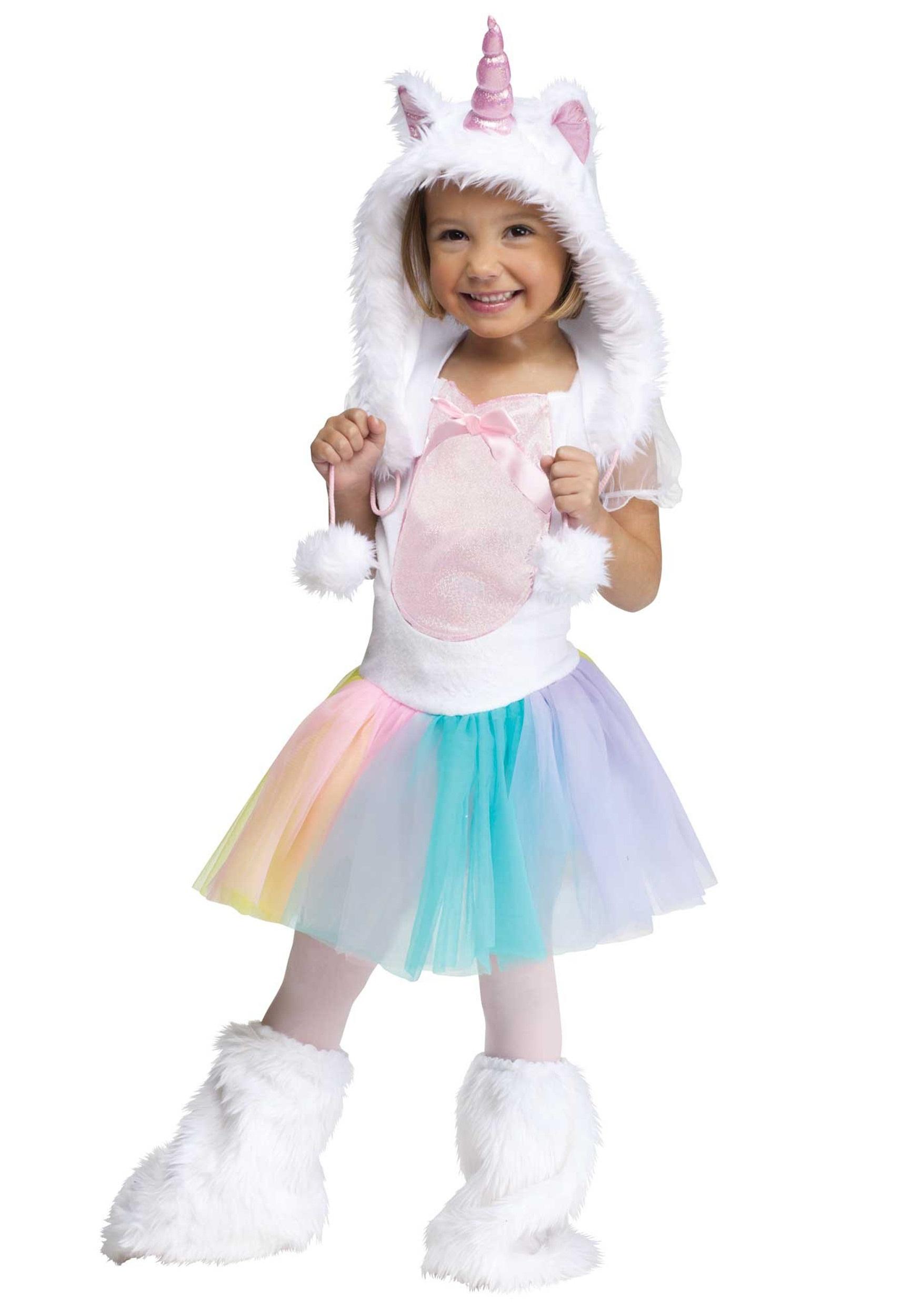 Toddler Unicorn Costume - Halloween Costumes