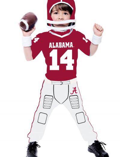 Toddler University of Alabama Football Costume, halloween costume (Toddler University of Alabama Football Costume)