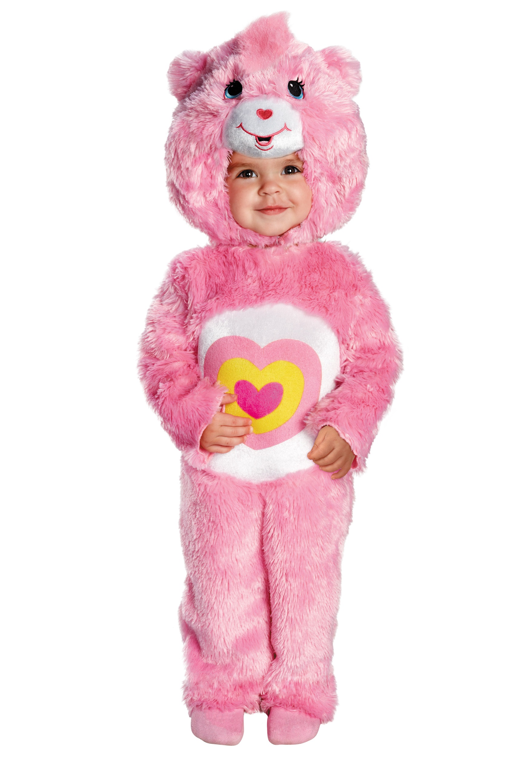 toddler wonderheart bear deluxe costume - halloween costumes
