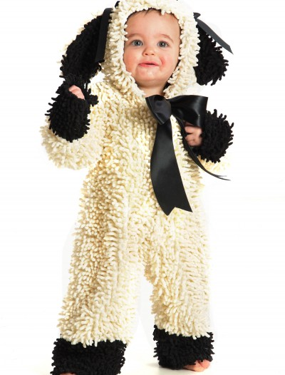 Toddler Wooly Lamb, halloween costume (Toddler Wooly Lamb)