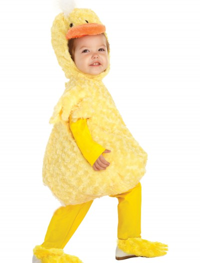 Toddler Yellow Duck Costume, halloween costume (Toddler Yellow Duck Costume)