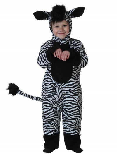 Toddler Zebra Costume, halloween costume (Toddler Zebra Costume)