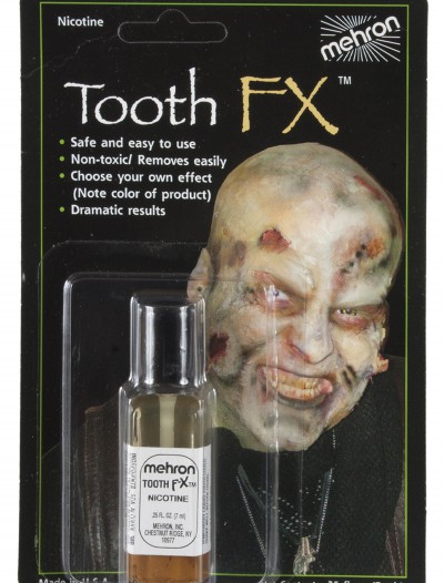 Tooth Decay Costume Makeup, halloween costume (Tooth Decay Costume Makeup)