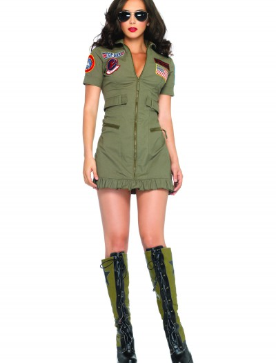 Top Gun Flight Dress, halloween costume (Top Gun Flight Dress)
