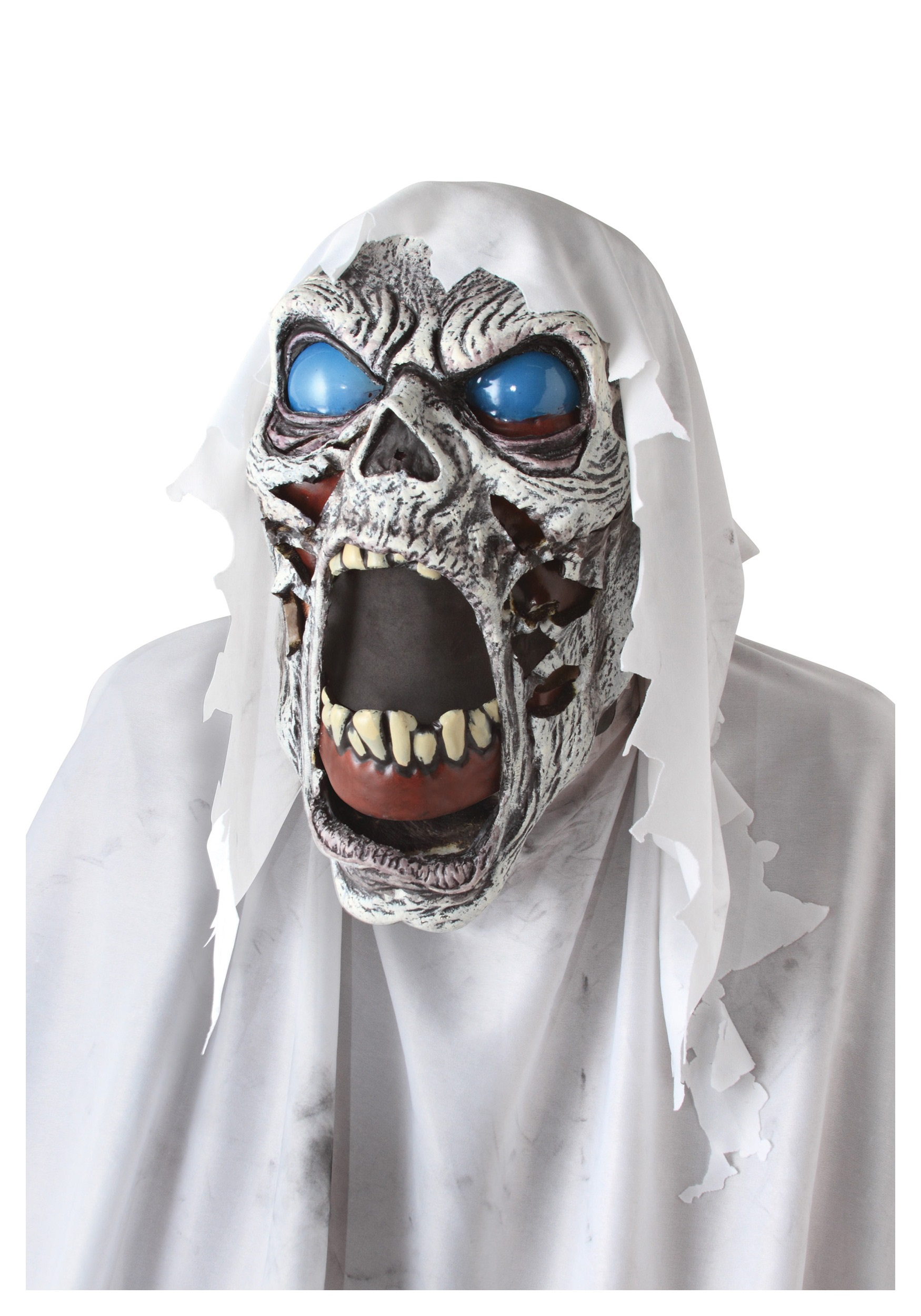 tormented soul ani-motion mask - halloween costumes