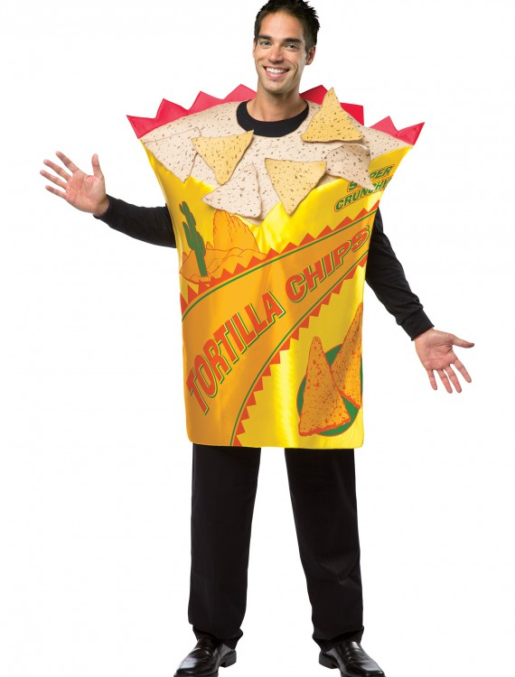 Tortilla Chip Costume, halloween costume (Tortilla Chip Costume)
