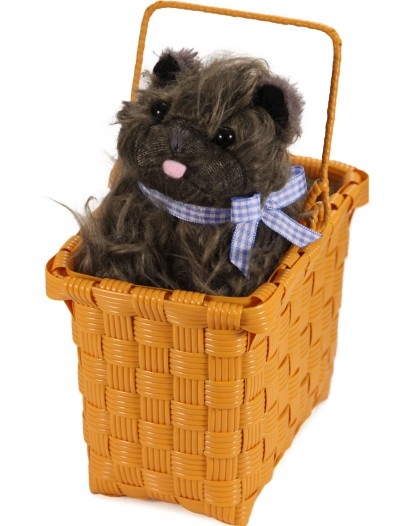 Toto in the Basket, halloween costume (Toto in the Basket)
