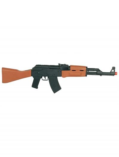 Toy AK-47 Machine Gun, halloween costume (Toy AK-47 Machine Gun)