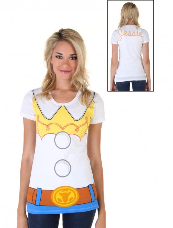 Toy Story Jessie T-Shirt, halloween costume (Toy Story Jessie T-Shirt)