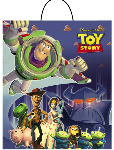Toy Story Treat Bag, halloween costume (Toy Story Treat Bag)