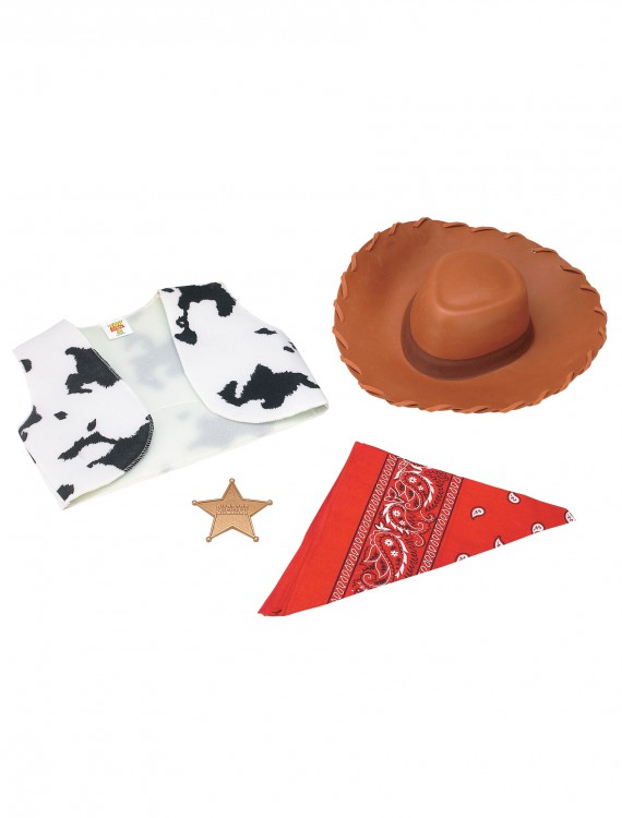 Kids Toy Story Woody Costume Kit, halloween costume (Kids Toy Story Woody Costume Kit)