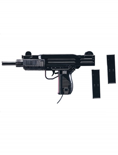 Toy Uzi 9mm Machine Gun, halloween costume (Toy Uzi 9mm Machine Gun)