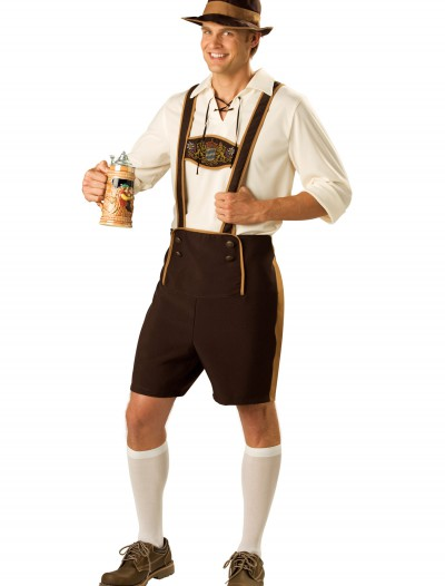 Traditional German Costume, halloween costume (Traditional German Costume)