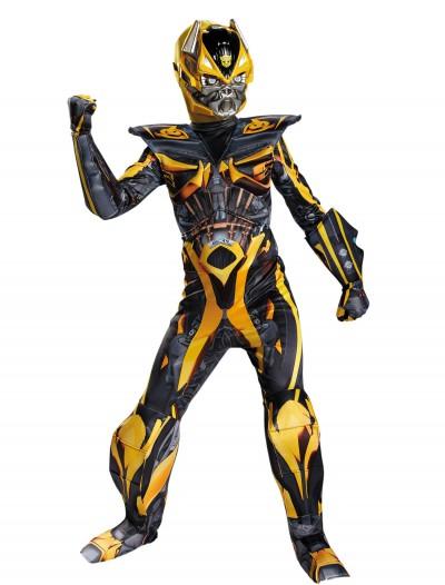 Transformers 4 Boys Bumblebee Prestige Costume, halloween costume (Transformers 4 Boys Bumblebee Prestige Costume)