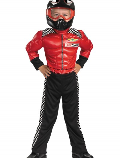 Turbo Racer Costume, halloween costume (Turbo Racer Costume)