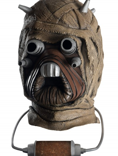 Tusken Raider Latex Mask, halloween costume (Tusken Raider Latex Mask)