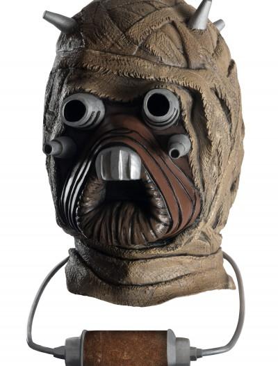 Tusken Raider Latex Mask, halloween costume (Tusken Raider Latex Mask)