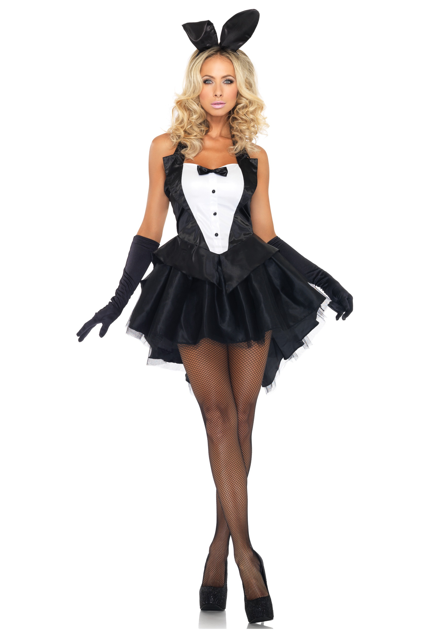 Tux and Tails Bunny Costume  sc 1 st  Halloween Costumes & Tux and Tails Bunny Costume - Halloween Costumes