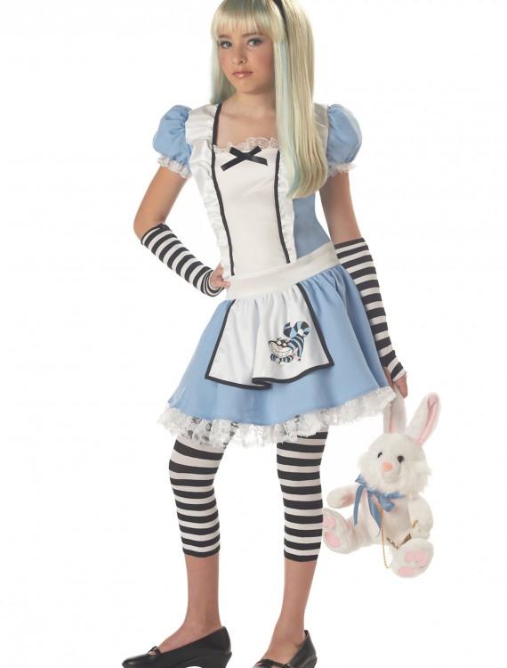 Tween Alice Costume, halloween costume (Tween Alice Costume)
