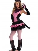 Tween Black Kitty Costume, halloween costume (Tween Black Kitty Costume)
