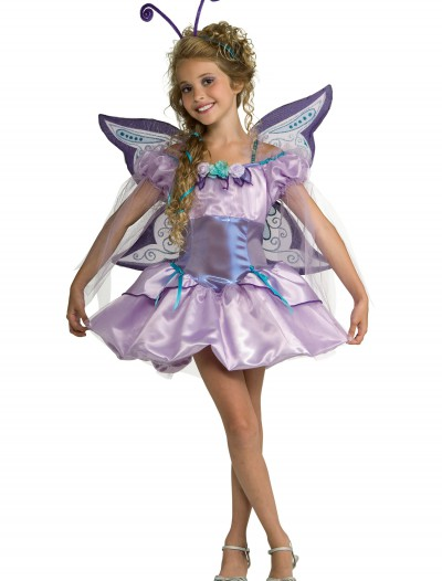 Tween Butterfly Costume, halloween costume (Tween Butterfly Costume)